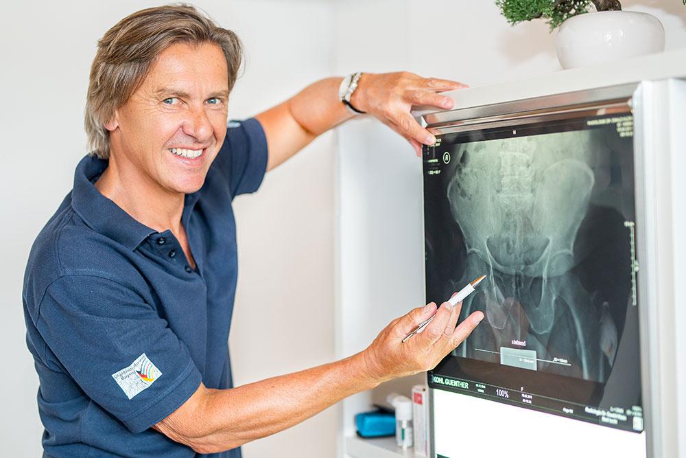 Orthopäde Altaussee - Dr. Thomas Wallner - Diagnostik
