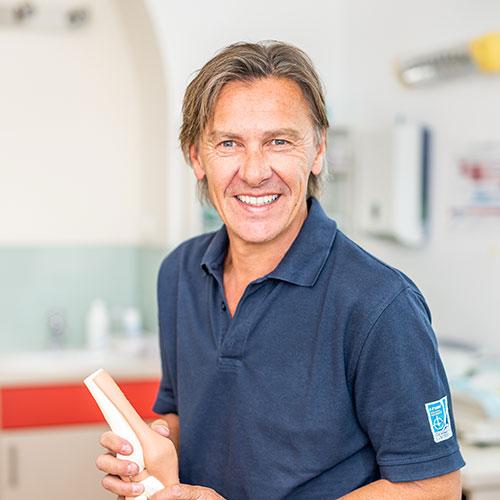 Orthopäde Altaussee - Portrait von Dr. Thomas Wallner